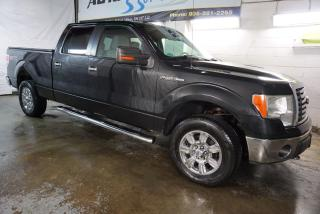 Used 2012 Ford F-150 V8 XTR 4x4 CERTIFIED *1 OWNER* BLUETOOTH SIDE BOARDS CRUISE BED LINER TRAILER BRAKE for sale in Milton, ON