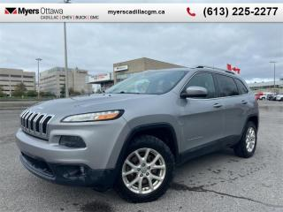 Used 2016 Jeep Cherokee North  NORTH, 4WD, REMOTE START, REVIEW CAMERA, CRUISE, BLUETOOTH for sale in Ottawa, ON