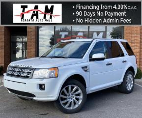 Used 2011 Land Rover LR2 HSE Pano Sunroof Leather Heated Seats Clean Carfax for sale in North York, ON