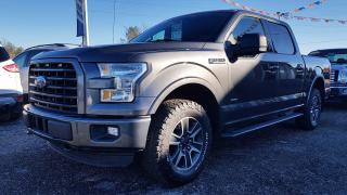 Used 2016 Ford F-150 XLT SuperCrew 6.5-ft. Bed 4WD for sale in Dunnville, ON
