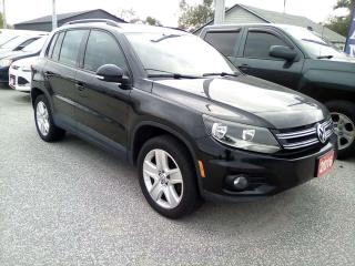 Used 2016 Volkswagen Tiguan S for sale in Leamington, ON