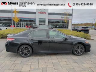 Used 2018 Toyota Camry SE  - Leather Seats -  Heated Seats - $162 B/W for sale in Ottawa, ON