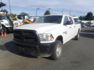 Used 2014 RAM 2500 Crew Cab 8 foot box  4WD for sale in Burnaby, BC