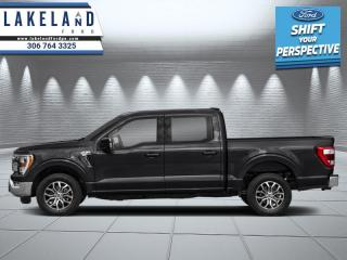 New 2021 Ford F-150 Lariat  - Leather Seats - $455 B/W for sale in Prince Albert, SK