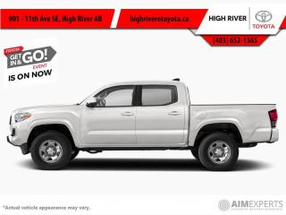 New 2021 Toyota Tacoma TRD Sport Premium Package for sale in High River, AB