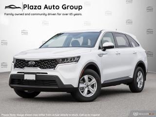 New 2021 Kia Sorento LX+ for sale in Orillia, ON