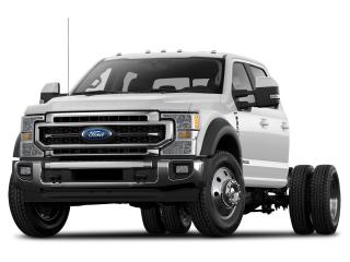 New 2022 Ford F-550 Super Duty DRW XLT for sale in Salmon Arm, BC