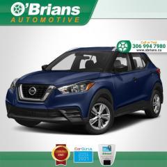 Used 2019 Nissan Kicks SR for sale in Saskatoon, SK