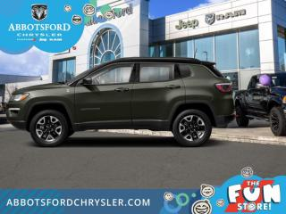 Used 2018 Jeep Compass Trailhawk  - Sunroof - Leather Seats - $242 B/W for sale in Abbotsford, BC
