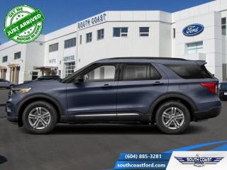 New 2021 Ford Explorer XLT High Package  - Activex Seats - $325 B/W for sale in Sechelt, BC