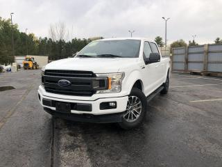 Used 2020 Ford F-150 XLT FX4 Crew 4WD for sale in Cayuga, ON