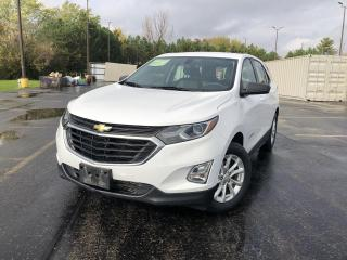 Used 2018 Chevrolet Equinox LS 2WD for sale in Cayuga, ON