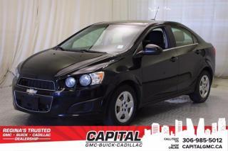 Used 2016 Chevrolet Sonic LT for sale in Regina, SK