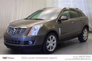 Used 2014 Cadillac SRX Performance AWD*LEATHER*SUNROOF*NAV* for sale in Regina, SK