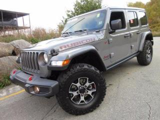 New 2021 Jeep Wrangler Unlimited Rubicon for sale in Halifax, NS