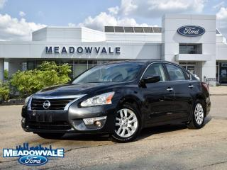 Used 2013 Nissan Altima 2.5 S for sale in Mississauga, ON