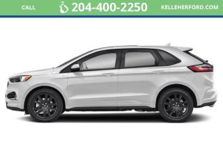 New 2021 Ford Edge ST Line for sale in Brandon, MB