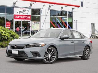 New 2022 Honda Civic Sedan Touring for sale in Port Moody, BC