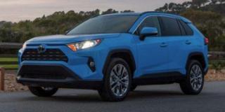 New 2021 Toyota RAV4 XLE for sale in Prince Albert, SK