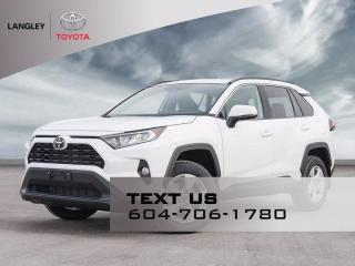 New 2021 Toyota RAV4 XLE for sale in Langley, BC