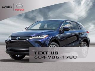 New 2021 Toyota Venza LIMITED for sale in Langley, BC
