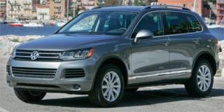Used 2013 Volkswagen Touareg MP for sale in Mississauga, ON