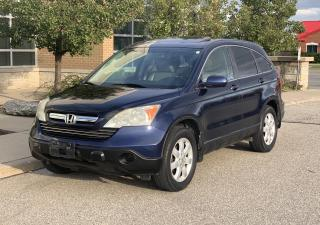 Used 2008 Honda CR-V EX-L | ONE OWNER | NO ACCIDENTS EX-L,EX-L for sale in Brampton, ON