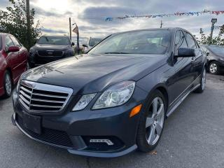 Used 2011 Mercedes-Benz E-Class E350 4MATIC for sale in Gloucester, ON