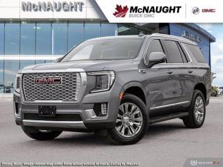 New 2021 GMC Yukon Denali for sale in Winnipeg, MB