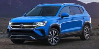 New 2022 Volkswagen Taos Highline for sale in Winnipeg, MB
