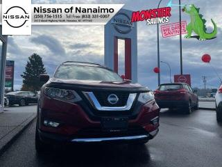 Used 2018 Nissan Rogue SV for sale in Nanaimo, BC