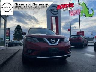 Used 2015 Nissan Rogue SV for sale in Nanaimo, BC