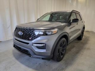 New 2021 Ford Explorer ST 4WD for sale in Regina, SK