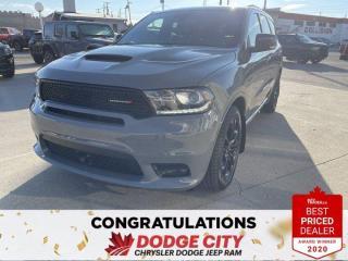 Used 2020 Dodge Durango R/T for sale in Saskatoon, SK