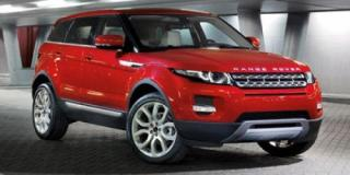 Used 2013 Land Rover Evoque Pure Premium **New Arrival** for sale in Winnipeg, MB