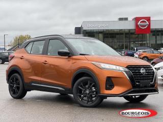 New 2021 Nissan Kicks SR for sale in Midland, ON