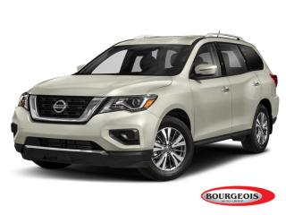 Used 2017 Nissan Pathfinder for sale in Midland, ON