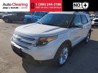 Used 2014 Ford Explorer LIMITED for sale in Saskatoon, SK