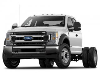 New 2022 Ford F-550 Chassis XLT for sale in Chatham, ON