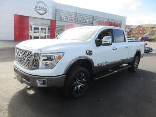 Used 2016 Nissan Titan XD for sale in Peterborough, ON