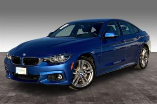 Used 2019 BMW 4 Series 430 Gran Coupe xDrive Gran Coupe for sale in Langley, BC