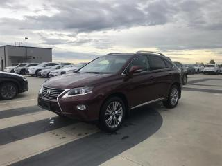 Used 2014 Lexus RX 350 6A for sale in Richmond, BC