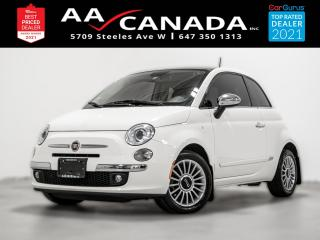 Used 2014 Fiat 500 Lounge for sale in North York, ON