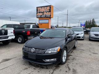 Used 2013 Volkswagen Passat HIGHLINE*AUTO*2.5*SUNROOF*LEATHER*CERTIFIED for sale in London, ON
