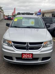 Used 2012 Dodge Journey Canada Value Pkg for sale in Kitchener, ON