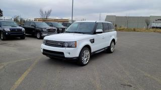 Used 2012 Land Rover Range Rover Sport HSE LUX | $0 DOWN - EVERYONE APPROVED!! for sale in Calgary, AB