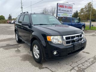 Used 2010 Ford Escape XLT for sale in Komoka, ON