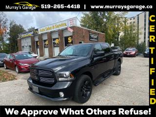 Used 2017 RAM 1500 SPORT for sale in Guelph, ON
