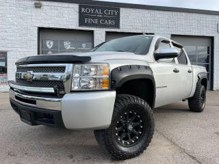 Used 2010 Chevrolet Silverado 1500 LS CHEYENNE EDITION ! CLEAN! CREW CAB! 4X4! for sale in Guelph, ON