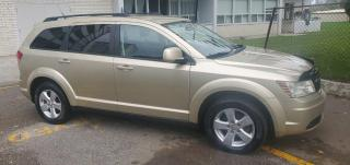 Used 2010 Dodge Journey SXT 7 PASSENGERS ALLOYS for sale in North York, ON